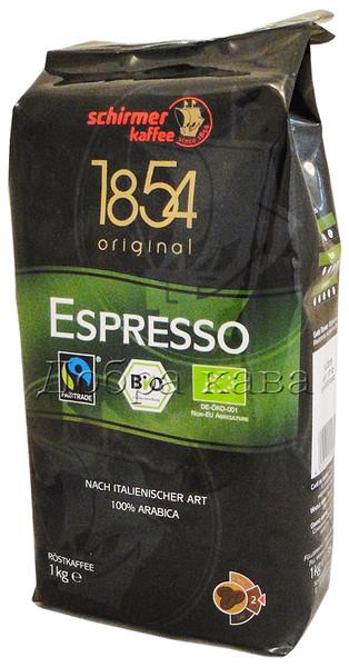 Кофе в зернах Schirmer Bio Cafe Espresso (100% Арабика) 1кг