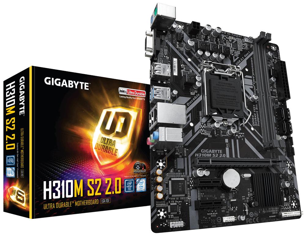 Gigabyte H310M S2 2.0 (s1151 v2)