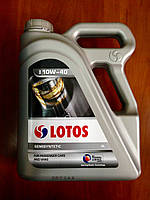 Моторное масло ЛОТОС 10W-40 4 л