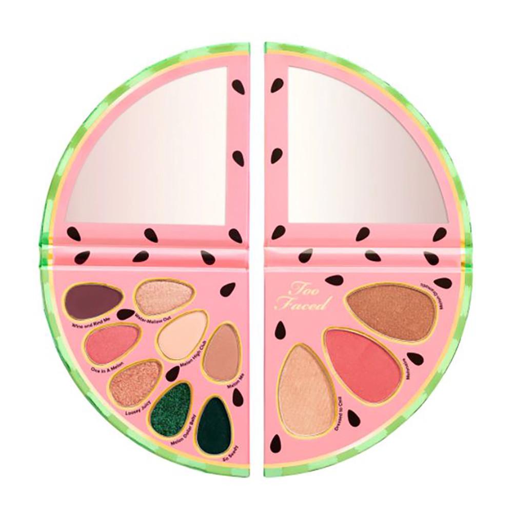 Палетка для макияжа глаз и лица Too Faced Watermelon Slice Face And Eye Palette (651986908073)