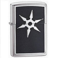 Zippo 20334 POINT THROWING STAR