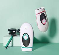 Фотоепілятор Xiaomi InFace IPL Hair removal instrument лазерний епілятор Hair Removal ZH-01D pink