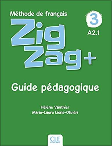 ZigZag+ 3 Guide pedagogique