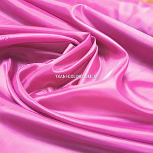 Тканина для підкладки нейлон малиновий 170Т