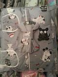 Комплект постільної білизни в дитяче ліжечко, фото 4