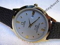 Мужские ультратонкие часы OMEGA De Velle , фото 1