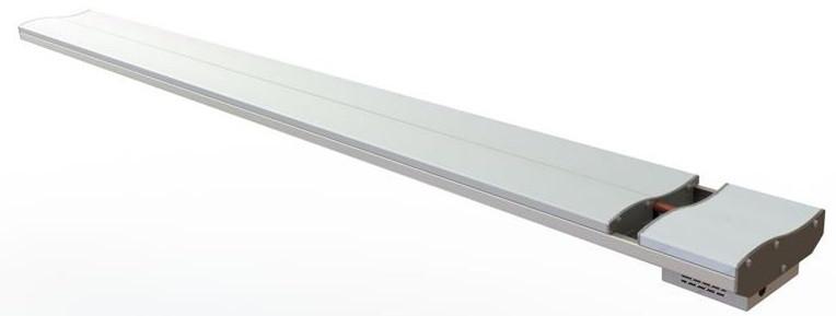 Инфракрасный обогреватель Sun Way SW-PRO 2000, 20 м2, 2000 Вт