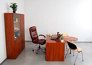 Стол 2-х тумбовый (1500х720х750мм) SL-84  ТМ AMF, фото 2