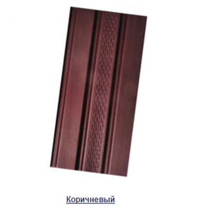Карнизная подшивка Asko - коричневый, фото 2