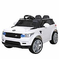 Электромобиль детский в стиле Land Rover (M 3402EBLR-1) | Пульт 2.4G, 2 мотора 30W, колеса EVA, МР3, USB