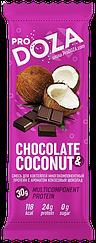 Сывороточный порционный протеин ProDOZA Кокосовый Шоколад (30 грамм)