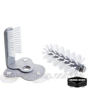 Щітка для миття склянок і пляшок Multi-Function Suction Cup Brush   Стеклоотмыватель