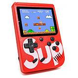 Портативная приставка Sup Game Box с джойстиком для второго игрока red, фото 5