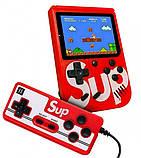 Портативная приставка Sup Game Box с джойстиком для второго игрока red, фото 3