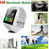 Умные смарт часы Smart Watch U8 Bluetooth Ipone Android
