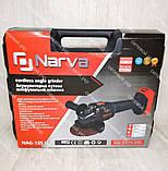 Аккумуляторная болгарка NARVA NAG-125Li, фото 4