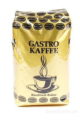 Кофе в зернах Alvorada Gastro kaffee 1 кг.