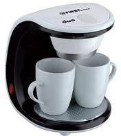 Кофеварка на 2 чашки 450Вт FIRST Austria 5453-2