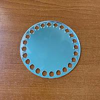 Заготовка из зеркального акрила 10 см