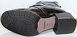Ботинки женские кожаные от производителя модель КЛ2056, фото 4