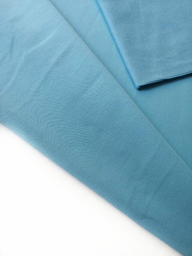 Свойства ткани футера двунитки