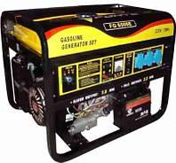 Бензиновый генератор FORTE FG 6500 E