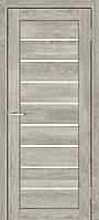 Двери межкомнатные смарт С018 G дуб дымчатый, фото 1