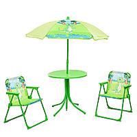Детский столик 93-74-DINO, Динозавр, 2 стульчика