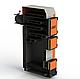 Твердотопливный котел длительного горения Kotlant КГ 22 кВт с механическим регулятором тяги, фото 3