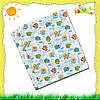 Детская пеленка ситец для новорожденных 95х110 см