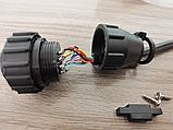 Высококачественный кабель для Mersedes Benz Sprinter VW LT 14 pin - OBD2 16 pin полный разборный 14 каналов ., фото 4