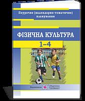 1-4 клас | Фізична культура : поурочне (календарно-тематичне) планування. 2020-2021 н.р. | ПІП