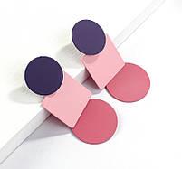 Модные серьги из полимера, фото 2