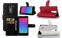 Чехол-бумажник для LG 4G LTE H420 H422N