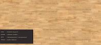 Паркетная доска Grаbo  VIKING Дуб Брашированный (OAK BRUSHED), 3-х полостный, лак