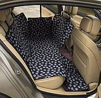 Чехол на автомобильные сиденья для перевозки домашних животных, авточехлы, накидка на сидения
