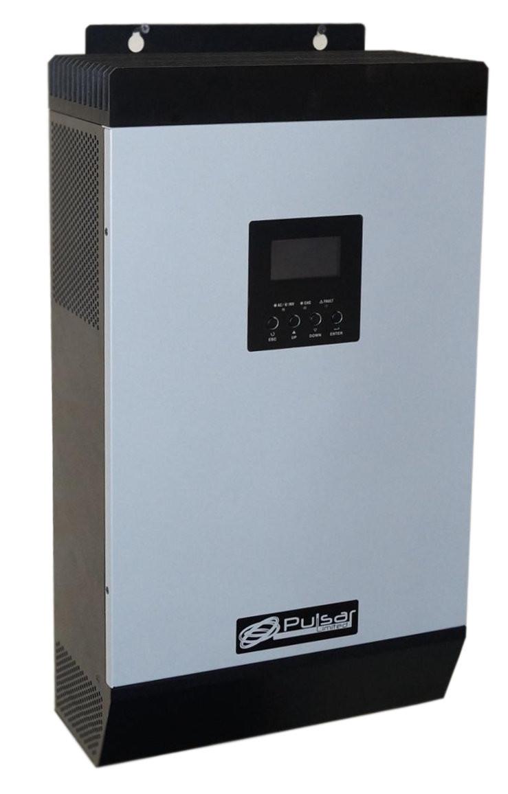 Солнечный инвертор Pulsar RS 5048 с контроллером заряда