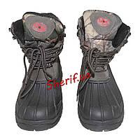 Ботинки зимние  Carp Zoom Camou Field Boots  CZ2296