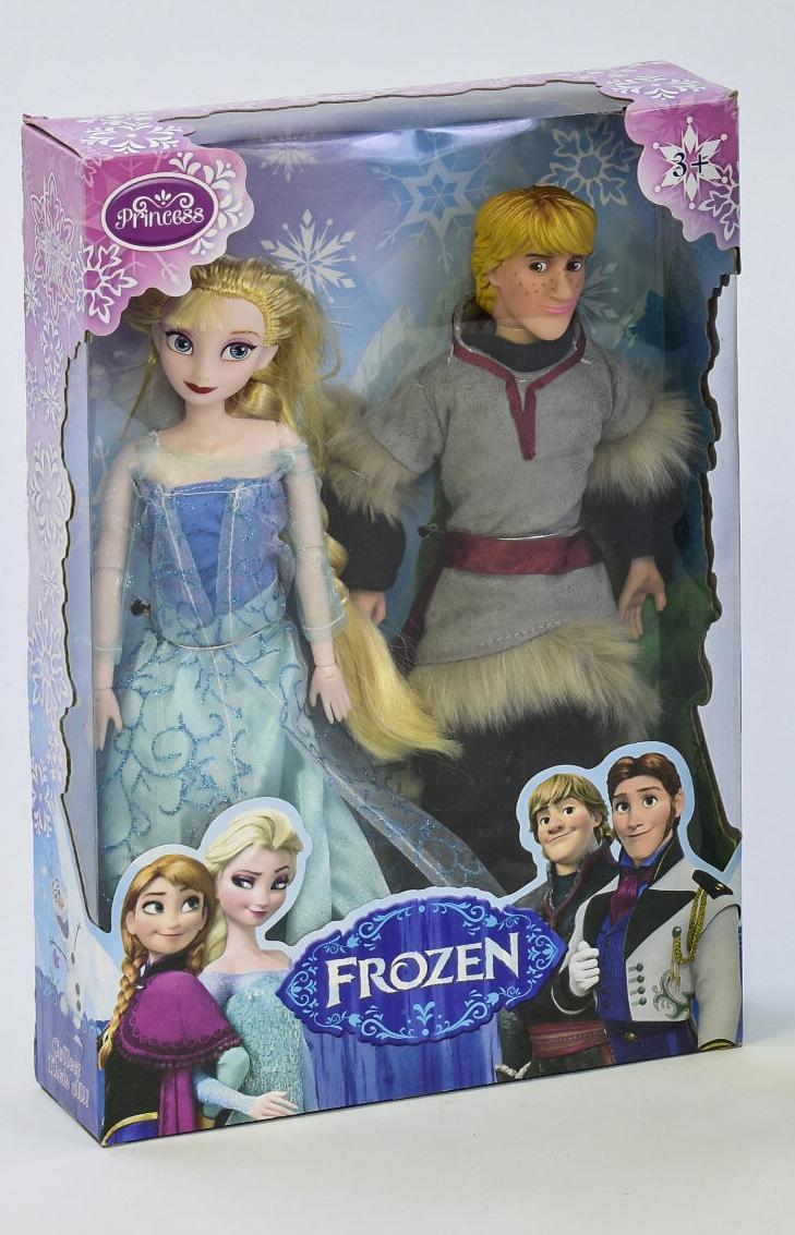 Кукла ZT 8878 Frozen, 2 вида