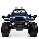 Двомісний дитячий електромобіль джип Ford Ranger Monster Truck M 4273ELS-4(24V), фото 2