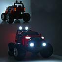 Двомісний дитячий електромобіль джип Ford Ranger Monster Truck M 4273ELS-4(24V), фото 6