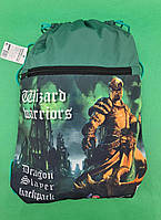 Рюкзак TM Profiplan Wizard Warriors green (1 шт)