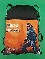 Рюкзак TM Profiplan Wizard Warriors  red (1 шт)