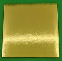 Подложка под торт квадрат 25х25 см (1 шт), фото 1