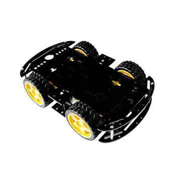 Шасі робота Arduino 4WD комплект