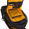 Мужской рюкзак с отделением для ноутбука ONEPOLAR (ВАНПОЛАР),  черный, 40 л.,W1077-2, фото 8