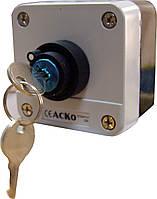 XAL-B144 Пост командоапп. 2-х позиц. с ключом