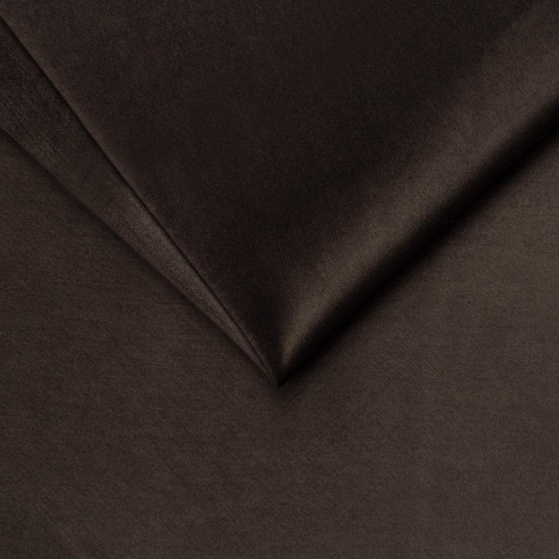 Мебельная ткань Velluto 6 Espresso, велюр