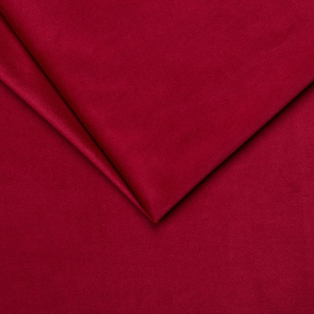 Мебельная ткань Velluto 7 Dark Red, велюр
