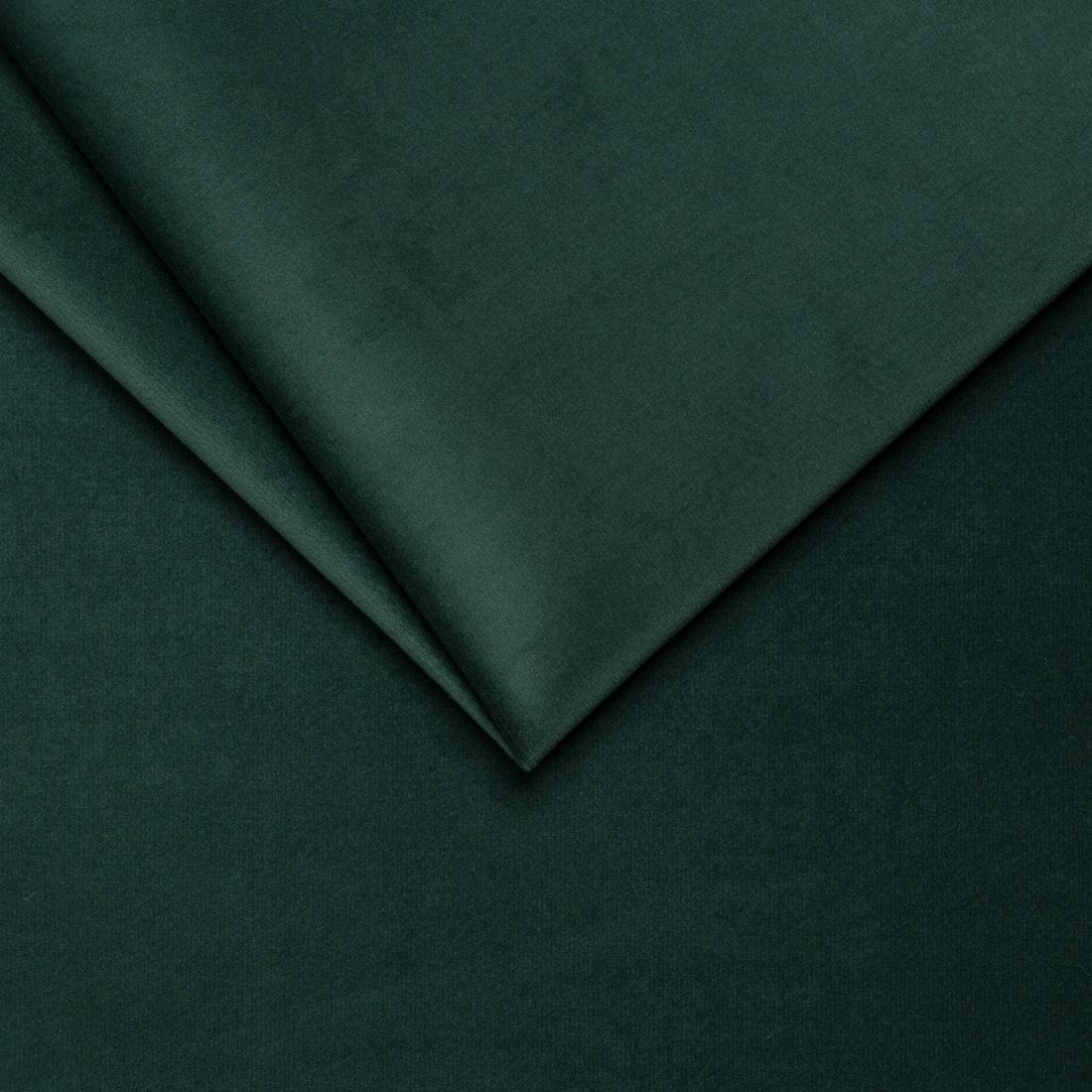 Мебельная ткань Velluto 10 Dark Green, велюр
